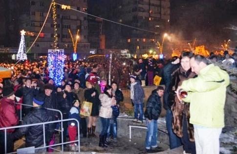 Petreceri De Crăciun și Anul Nou în Aer Liber La Slatina Vezi Cine