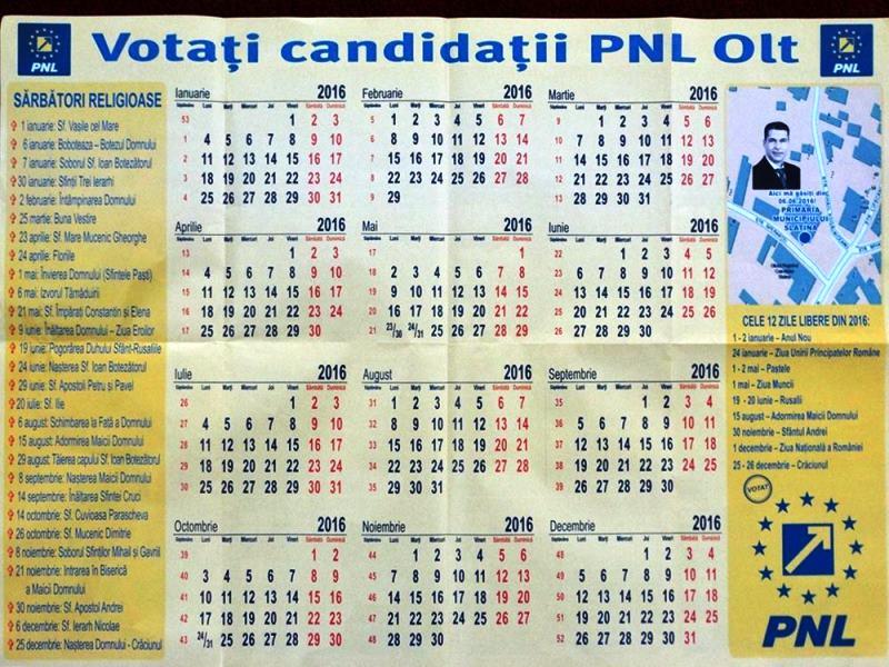 calendar balasa