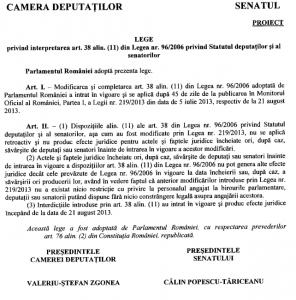 proiect lege