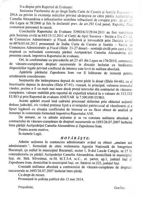 document dl costel slatioara