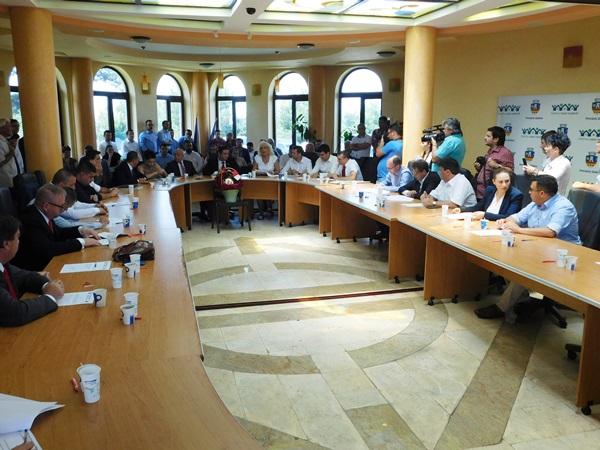 Noul Consiliu Local Slatina a fost legal constituit