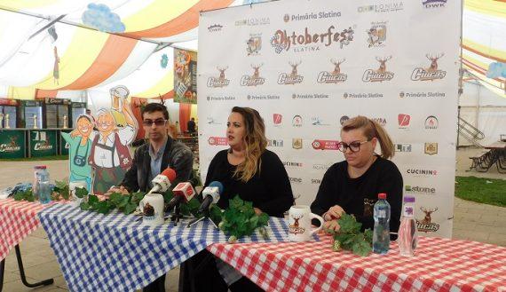 Oktoberfest Slatina Patru Zile De Petrecere Cu Bere și Mâncăruri