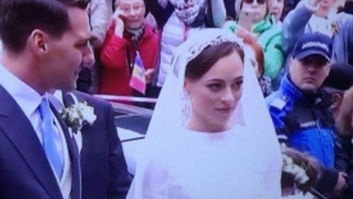 Primele Imagini De La Nunta Regală Lux şi Emoţii La Sinaia Foto